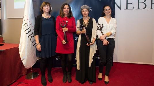 La Fundación Grupo Norte entrega los II Premios de Periodismo contra la Violencia de Género